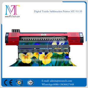 Stampante di getto di inchiostro di sublimazione della tessile di 2017 migliore Digitahi di prezzi per il documento di trasferimento Mt-5113s
