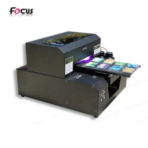 Verbesserte Flachbettdigital-UVdrucker Handphone Fall-Drucken-Maschine