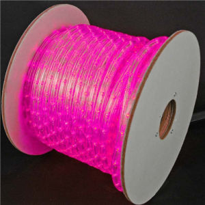 Wholesale 3 Wires Color Changing 100m Christmas and Festival Outdoor LED Rope Lights for Christmas Tree Wedding Party
