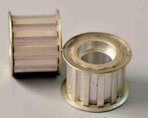 알루미늄 합금 탄소 강철 C45 타이밍 벨트 폴리 Htd 5m