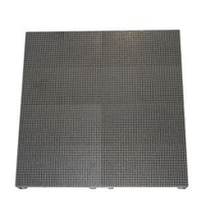 P4.81 L'affichage du cabinet d'aluminium moulé