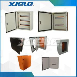 Металлический корпус распределительной коробки распределительной панели электропитания оборудования распределительной платы