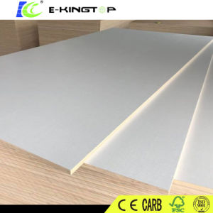 HPL branco laminado de madeira contraplacada / Full Poplar Core Placa HPL