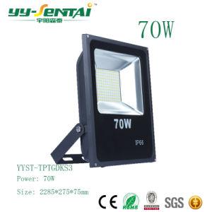70W IP65屋外の防水LEDのフラッドライト
