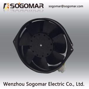 Aluminium druckgegossene Ventilation der Gehäuse-6 des Zoll-150mm mit Metallantreibern
