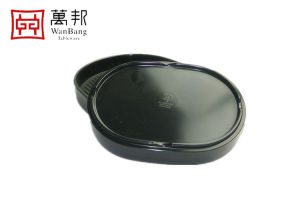 Plaque ovale plaque plaque de Sushi à salade (150009)
