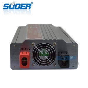 Suoer 12V 4000W de energía solar inversor con interfaz USB de carga (STA-4000A)