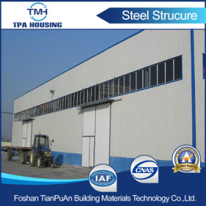 Edificio de acero de gran altura prefabricados para la estructura de acero Taller