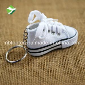 ليّنة [بفك] مطّاطة حذاء رياضة [3د] [كي رينغ]