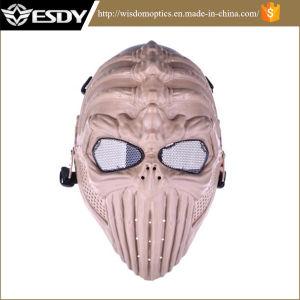 Тактические позвоночника Tingler череп скелет защите безопасных маска для лица
