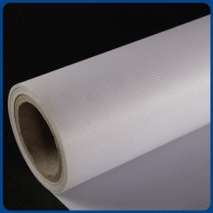Banner Flex retroiluminado de PVC para impressão Eco-Solvent publicidade exterior do material do rolo
