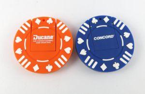 Микросхема Pocker пользовательских дисков диск из ПВХ