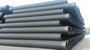 도시 프로젝트를 위한 최고 종류 HDPE 물결 모양 관