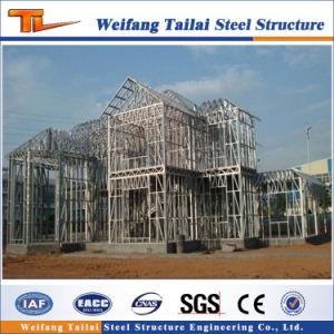 China Fahional Prefaricated Mulit-Floor edificio Edificio de estructura de acero