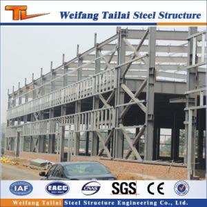 Prefabricados de acero de medio ambiente de la luz de la estructura de acero de construcción de casa prefabricada Stsructure