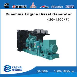 30kw Genset diesel con Cummins Engine