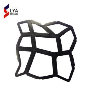 De populaire Plastic Concrete Vorm van de Steen van de Bestrating van de Weg DIY