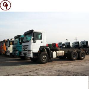 Sinotruck HOWO A7 371HPのダンプのトレーラーヘッドトラックの価格