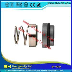Sh-T01d de Mechanische Verbindingen van de Blaasbalg van het elastomeer Gelijkwaardig met T01d Verbinding Aesseal