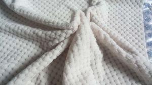 زيّن [3د] فائقة ليّنة جديد فانل صوف غطاء/يقطع صوف غطاء مع أطالس