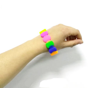 Preiswerter Großhandelssilikon2018 wristband-förderndes Geschenk-Silikon-Armband