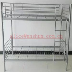 Verkauf moderne Shool Möbel-Stahlmetallkoje-Schlafsaal-Bett der Fabrik-Jas-086