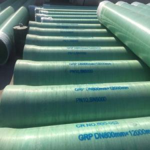 최대 대중적인 GRP 섬유유리 90 도 팔꿈치 관 가격