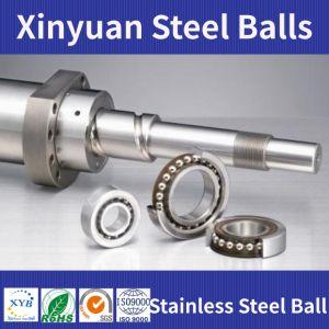 Spiegel-Oberfläche/hoch Verschleißfestigkeit Stainlessl Stahlkugel AISI304