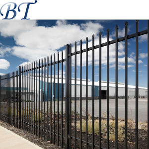 Boundary Wallのための熱いSale Powed Coated Used Steel Fence Panels