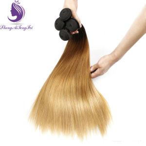 Cor T 4/30/27 Ombre cor de cabelo humano tecem