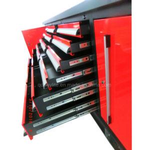 Calidad 10ft Metales Acero 18 Caja de herramientas cajones Armario de almacenamiento de Garaje Workbench