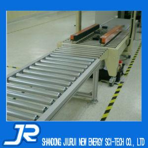 Роликовый конвейер машины передать средства для пакета линии
