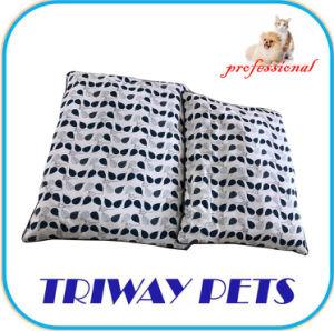 Lona de alimentação de alta Quaulity Pet Dog WY1711007-1almofada (A/B)