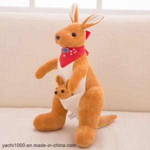 Weiches angefülltes Plüsch Kangraoo Spielzeug