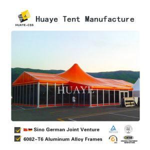 Custom-Made grande exposição à prova promocional tenda de alumínio para venda
