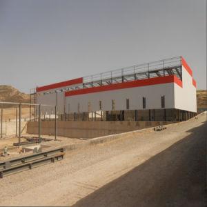 Structure en acier pour les carreaux de céramique atelier de construction (TW-KA101)