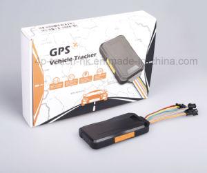 Auto/Motorrad GPS-Verfolger mit Fernkraftstoff-/Elektrizitäts-Ausschnitt Tr06