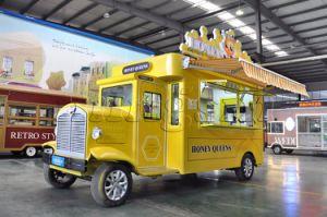 De hoogste Verkopende Vrachtwagens van het Voedsel voor Verkoop