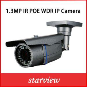 1.3MP CMOS WDR IRL de Waterdichte IP van de Kogel Camera van de Veiligheid van kabeltelevisie