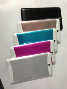 7 barato, 3G/chamada de telefone GSM DUPLO SIM Tablet PC (PMD724J)
