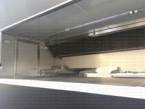 Трейлер киоска попкорна хлебопекарни передвижного буфета попкорна