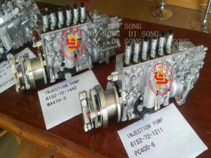 Verdadera Bomba de combustible Bosch Komatsu (6152-72-1442)