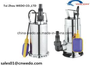 En acier inoxydable série de la pompe à eau submersibles Sgps