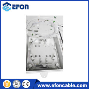 Fdb 32 Core 2 Puerto FTTH Cajas con casquillo de cable