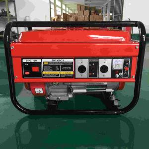Стоимость питания с возможностью горячей замены 2.5kw Taizhou продажи портативного открыть однофазный бензиновый генератор