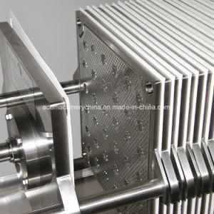 Plaat en de Plastic Pers van het Frame van de Machine van het Traliewerk van de Filter van de Lucht van de Terugkeer