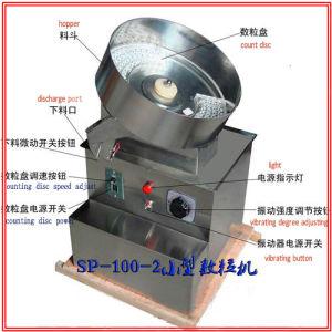 Petite tablette rotatif de la machine pour la pilule de comptage et de la capsule
