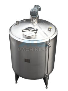 Serbatoio mescolantesi rivestito del doppio del riscaldamento Steaming con l'agitatore