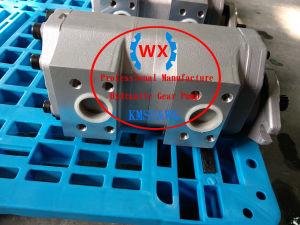 Directamente da fábrica venda! EXW preço! Grande Volume 705-53-31020 Hidráulica da Bomba de Engrenagem para Wa600 as peças de máquinas de construção da pá carregadeira