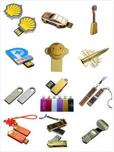 金属USBのフラッシュ駆動機構のメモリUディスクのカスタムロゴのメモリ棒